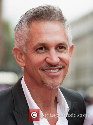 Gary Lineker - U.K. premiere of 'The Bad Education Movie' - Arrivals at The Vue,Leicester Square - London, United Kingdom...