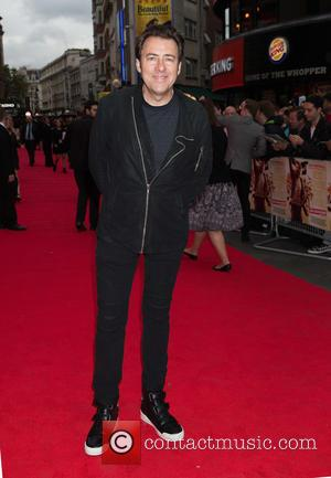 Jonathan Ross - U.K. premiere of 'The Bad Education Movie' - Arrivals at The Vue,Leicester Square - London, United Kingdom...
