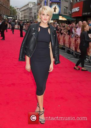 Ashley Roberts - U.K. premiere of 'The Bad Education Movie' - Arrivals at The Vue,Leicester Square - London, United Kingdom...