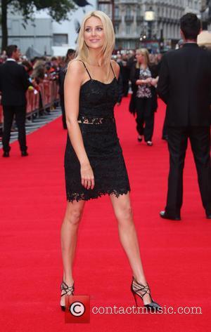 Stephanie Pratt - 'The Bad Education Movie' UK premiere held at Vue - Arrivals - London, United Kingdom - Thursday...