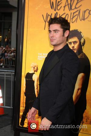 Zac Efron - Los Angeles premiere of Warner Bros. Pictures 'We Are Your Friends' at TCL Chinese Theatre - Arrivals...