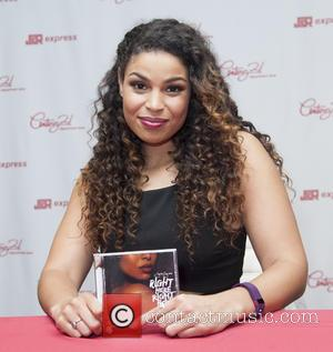 Jordin Sparks - Jordin Sparks signs copies of her new album 'Right Here, Right Now' at Century 21 at Century...