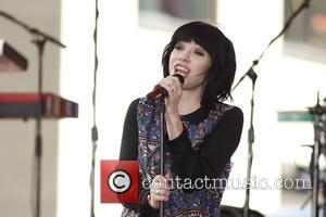 Carly Rae Jepson - Today Show Summer Concert Series 2015 - Carly Rae Jepsen at Rockefeller Center - New York...