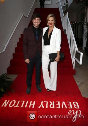 Kevin Manno and Ali Fedotowsky