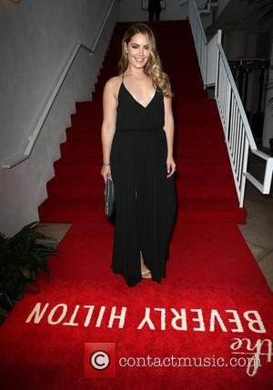 Beau Dunn - The Beverly Hilton 60th 'Diamond' Anniversary Celebration at the Aqua Star Pool - Inside at The Beverly...