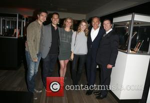 Topher Grace, Brianna Brown, Ashley Hinshaw, Neil Lane and Beny Alagem