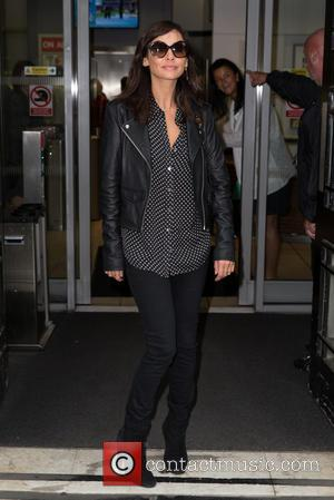Natalie Imbruglia at BBC Western House