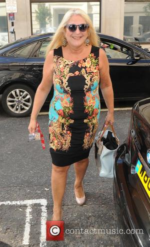 Vanessa Feltz - Celebrities at the BBC Radio 2 studios - London, United Kingdom - Friday 21st August 2015