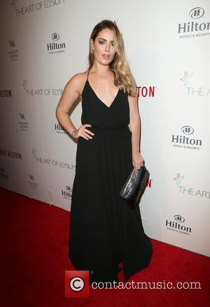 Beau Dunn - The Beverly Hilton 60th 'Diamond' Anniversary Celebration at the Aqua Star Pool - Arrivals at The Beverly...