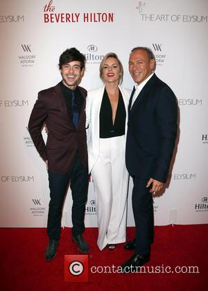 Kevin Manno, Ali Fedotowsky and Neil Lane