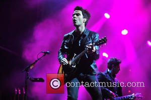 Stereophonics - V Festival 2015 at Weston Park - Day 1 - Performances - Stereophonics at V Festival - Stafford,...