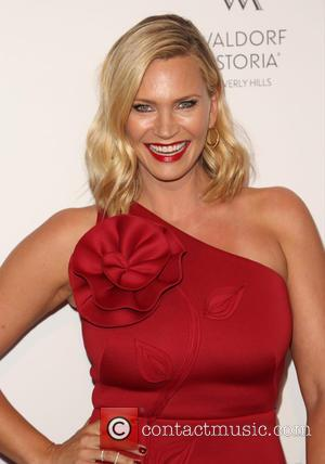 Natasha Henstridge - The Beverly Hilton celebrates its 60th 'diamond' anniversary with a party at the Aqua Star Pool at...