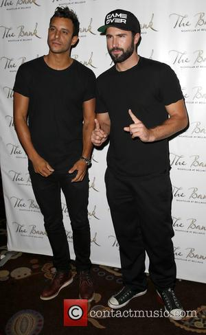 Brody Jenner - Bank nightclub welcomes new resident DJ Brody Jenner at The Bank Nightclub - Las Vegas, Nevada, United...