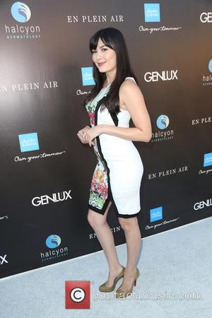 Celeste Thorson - Carmen Electra hosts Genlux Fall 2015 issue release celebration - Los Angeles, California, United States - Saturday...