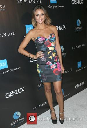 Katie Cleary - Carmen Electra hosts Genlux Fall 2015 issue release celebration - Los Angeles, California, United States - Saturday...