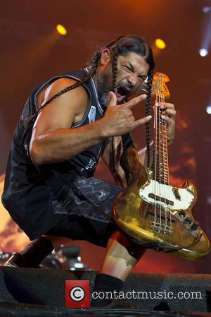 Metallica and Robert Trujillo