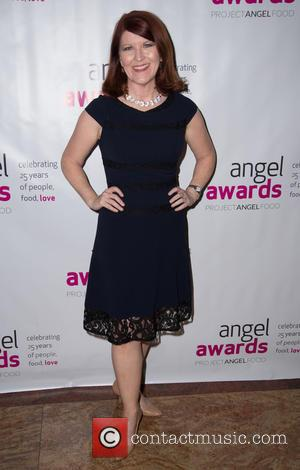 Kate Flannery - Project Angel Food Angel Awards 2015 at Taglyan Complex Los Angeles, CA - Los Angeles, California, United...