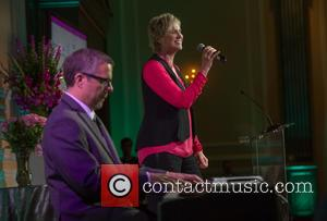 Jane Lynch - Project Angel Food Angel Awards 2015 at Taglyan Complex Los Angeles, CA - Los Angeles, California, United...
