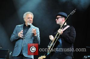 Tom Jones Cheers On Paloma Faith At Intimate Gig