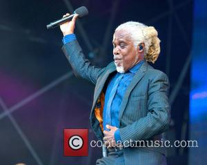 Billy Ocean - Rewind South - The 80s Festival held at Temple Island Meadows - Henley, United Kingdom - Sunday...