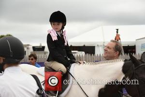 Harvey Weinstein and Daughter
