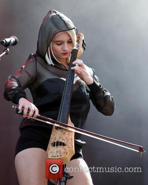Clean Bandit , Grace Chatto - V Festival held at Hylands Park - Day 2 - Performances at Hylands Park,...