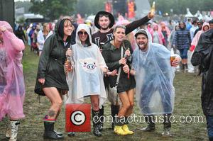V festival , Atmosphere - V Festival held at Weston Park - Day 2 - Atmosphere at V Festival -...