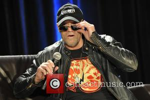 Michael Rooker - Wizard World Comic Con at the Donald E Stephens Convention Center in Rosemont - Day 3 at...
