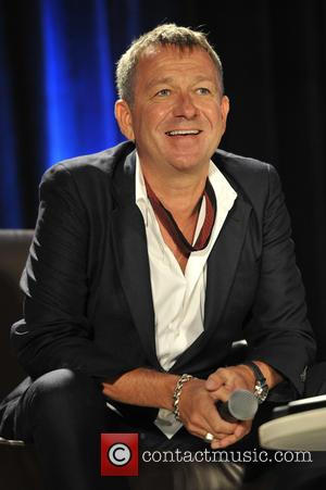Sean Pertwee - Wizard World Comic Con at the Donald E Stephens Convention Center in Rosemont - Day 3 at...