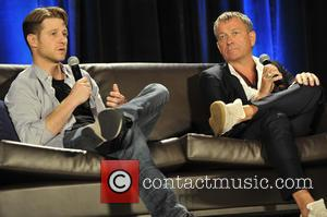 Ben Mckenzie and Sean Pertwee