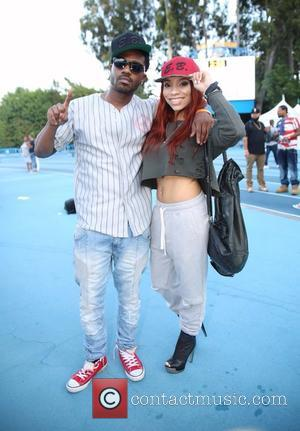 ray j , e.b. wright - Matt Barnes and Snoop Dogg host their 3rd Annual Athletes V. Cancer football game...