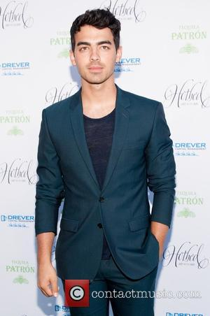 Joe Jonas - Drever Family Foundation presents the 2015 Hotbed Benefit - Arrivals - Tiburon, California, United States - Monday...