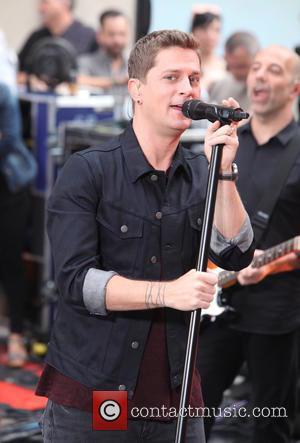 Rob Thomas - Rob Thomas performs as part of the NBC Toyota Summer Concert Series - New York City, New...