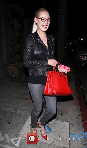 Katherine Heigl at Hollywood