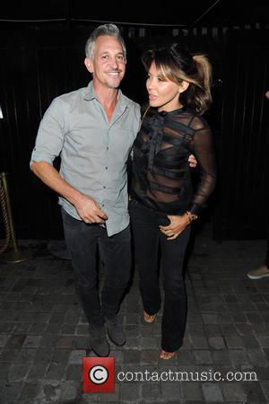 Gary Lineker , Danielle Lineker - Celebrities at Chlltern Firehouse - London, United Kingdom - Tuesday 25th August 2015