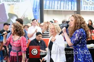 Abby Mueller, Carole King and Chilina Kennedy