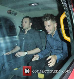 Jeremy Irvine - Celebrities leaving Chiltern Firehouse - London, United Kingdom - Tuesday 25th August 2015