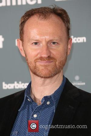 Mark Gatiss - Opening night of Hamlet at the Barbican - Arrivals - London, United Kingdom - Tuesday 25th August...