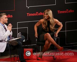 Laverne Cox - Laverne Cox attends Times Talks presents An Evening with Laverne Cox at Times Center at Times Center...