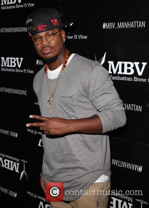 Ne-Yo - Grand opening of Manhattan Brew & Vine - Arrivals - New York, United States - Tuesday 25th August...