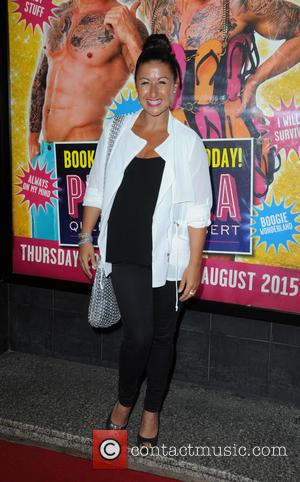 Hayley Tamaddon - 'Priscilla Queen of the Desert' press night at the Manchester Opera House - Arrivals - Manchester, United...