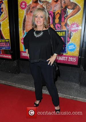 Duncan James Mother - 'Priscilla Queen of the Desert' press night at the Manchester Opera House - Arrivals - Manchester,...