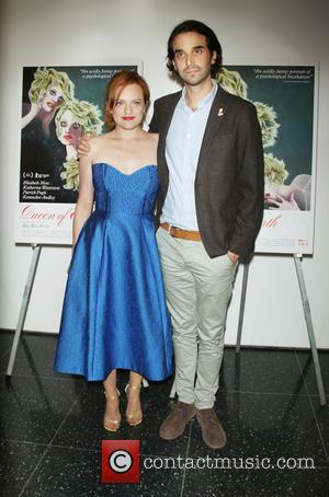 Elisabeth Moss , director Alex Ross Perry - Special screening of IFC Films 'Queen of Earth' at the Museum of...