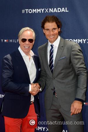 Tommy Hilfiger , Rafael Nadal - Tommy Hilfiger and Rafael Nadal Launch Global Brand Ambassadorship - Manhattan, New York, United...