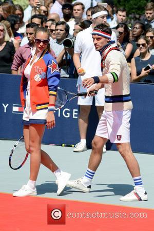 Hannah Davis - Tommy Hilfiger and Rafael Nadal Launch Global Brand Ambassadorship - Manhattan, New York, United States - Tuesday...