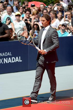 Rafael Nadal - Tommy Hilfiger and Rafael Nadal Launch Global Brand Ambassadorship - Manhattan, New York, United States - Tuesday...