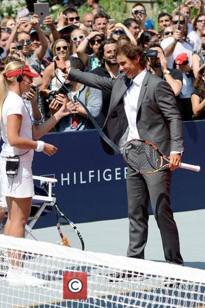 Tommy Hilfiger - Tommy Hilfiger and Rafael Nadal Launch Global Brand Ambassadorship - Manhattan, New York, United States - Tuesday...