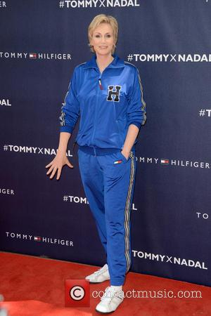Jane Lynch - Tommy Hilfiger and Rafael Nadal Launch Global Brand Ambassadorship - Manhattan, New York, United States - Tuesday...