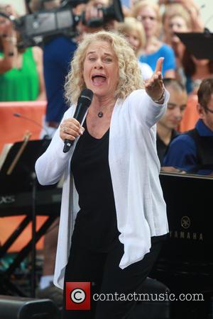 Carole King - Carole King performs on the TODAY show with actors Chilina Kennedy and Abby Mueller. Chilina Kennedy is...