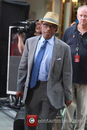 Al Roker - Celebrities at the TODAY show at Rockefeller Plaza - New York City, United States - Tuesday 25th...